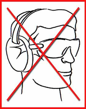 The Problem with Traditional Eye and Ear Protection